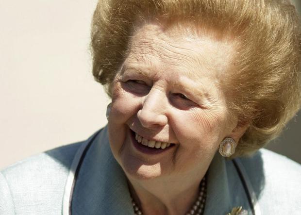 Morre a ex-primeira-ministra britânica Margaret Thatcher