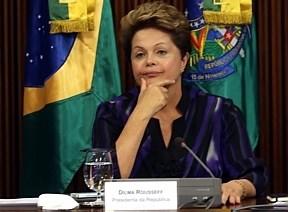 Em reunião com governadores, Dilma defende plebiscito para reforma política