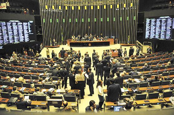 """Câmara e Senado oficializam o chamado """"recesso branco"""""""