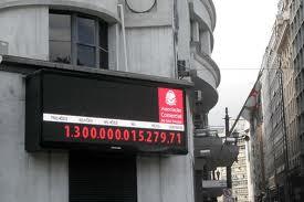 Impostômetro da Associação Comercial registra R$ 1 tri nessa terça-feira