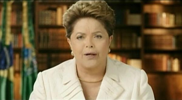 Dilma descarta mudanças no modelo de partilha de exploração do pré-sal