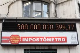 Impostômetro atinge a marca de R$ 500 bilhões