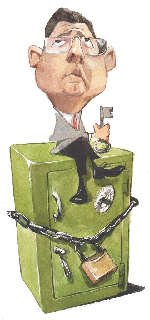 Levy, novo ministro da Fazenda, vai definir meta fiscal factível em 2015
