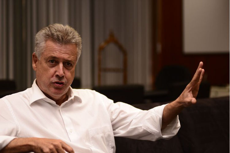 """Entrevista: Rollemberg critica sindicatos e greves – """"Apostar no caos piora a situação"""""""