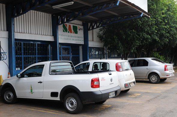 GDF ainda gasta R$ 40 milhões por ano com a extinta SAB