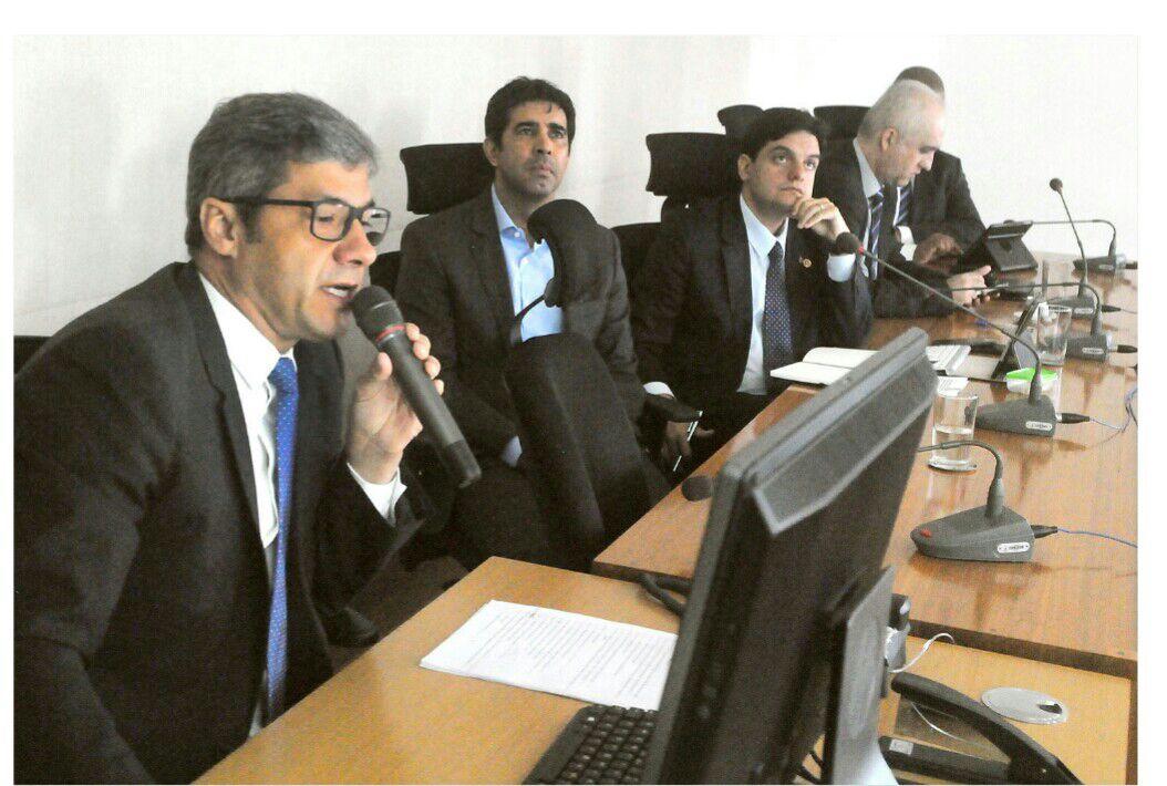 Secretaria de Fazenda apresenta monitoramento fiscal à Comissão de Fiscalização