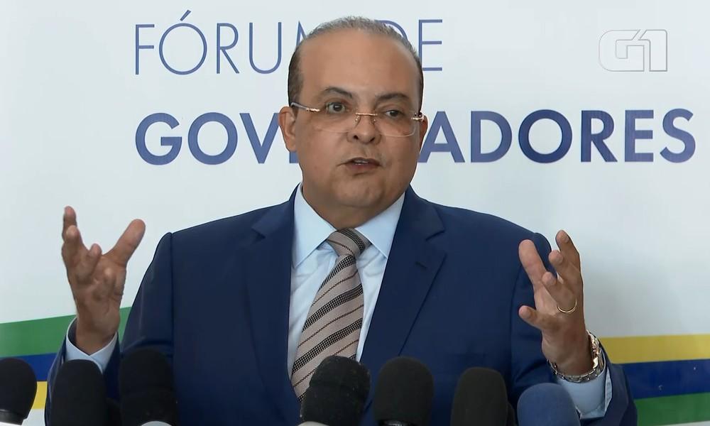 Ibaneis diz que é 'irresponsável' forma como Bolsonaro propôs reduzir preço de combustível