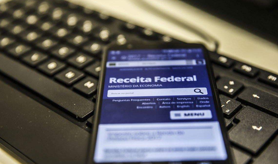 Receita já recebeu 2,46 milhões de declarações do Imposto de Renda